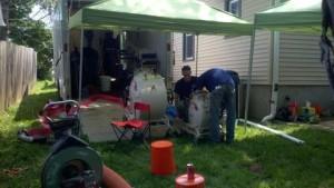 Sewer Replacement Cincinnati